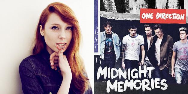 Kitty Talks One Direction's Midnight Memories