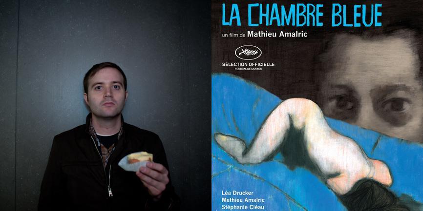 Zach Clark (White Reindeer) Talks Mathieu Amalric's The Blue
