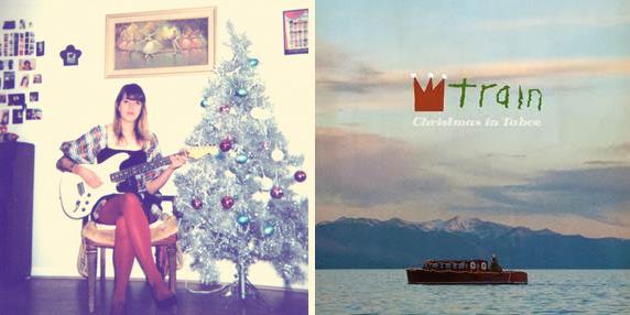 Cassie Ramone (the Babies, Vivian Girls) Talks Train's Christmas ...
