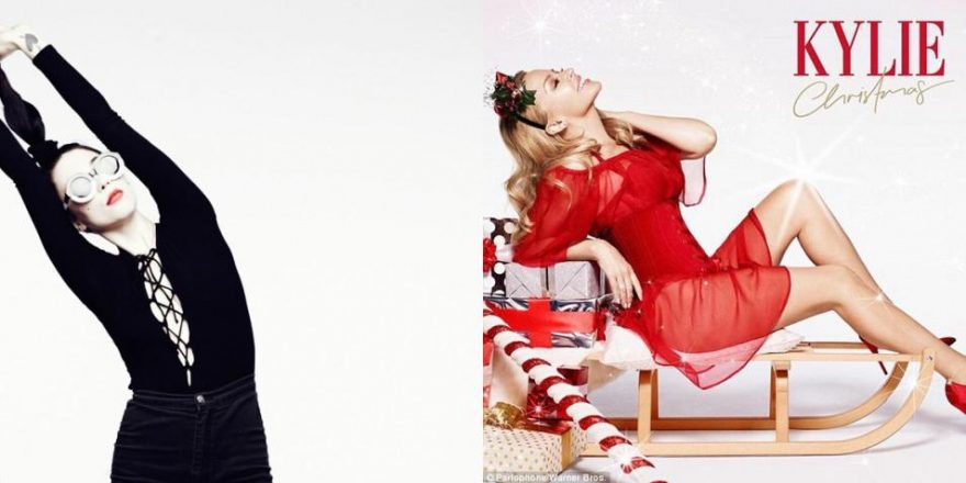 Dee Dee (Dum Dum Girls) Talks Kylie Minogue's Kylie Christmas