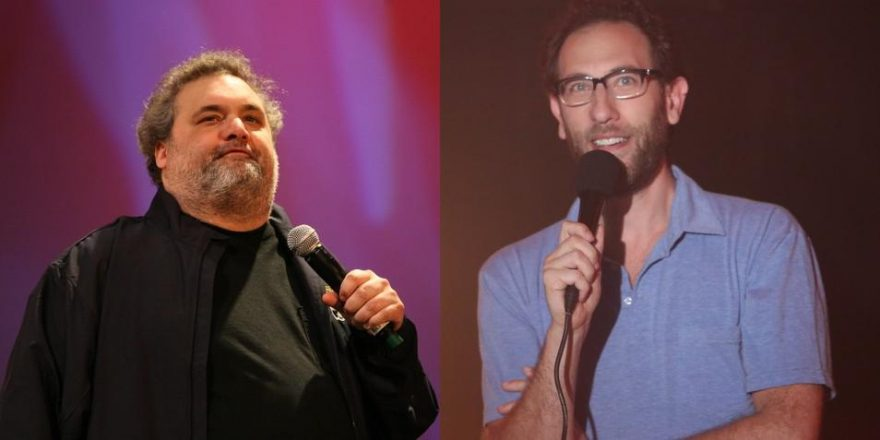 Artie Lange (MADtv) Talks with Ari Shaffir (This Is Not