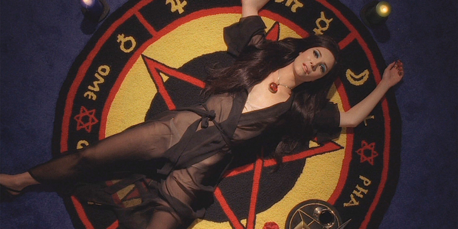 Andrea Anders Sex Scene fear of the female planet, or why i love the love witch