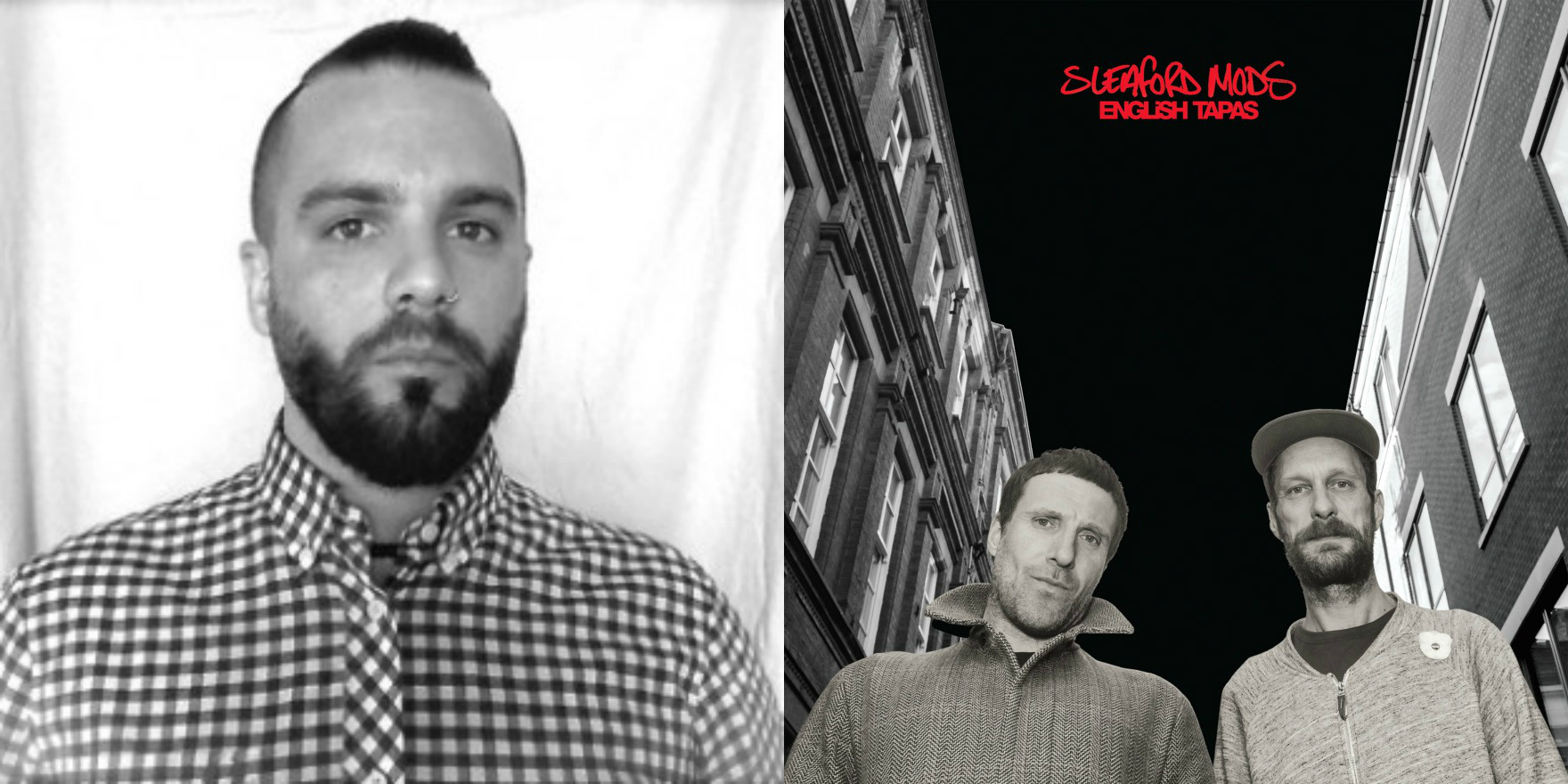 Jesse Leach Felt So Wrong In A Good Way Listening To The Sleaford Mods New Record