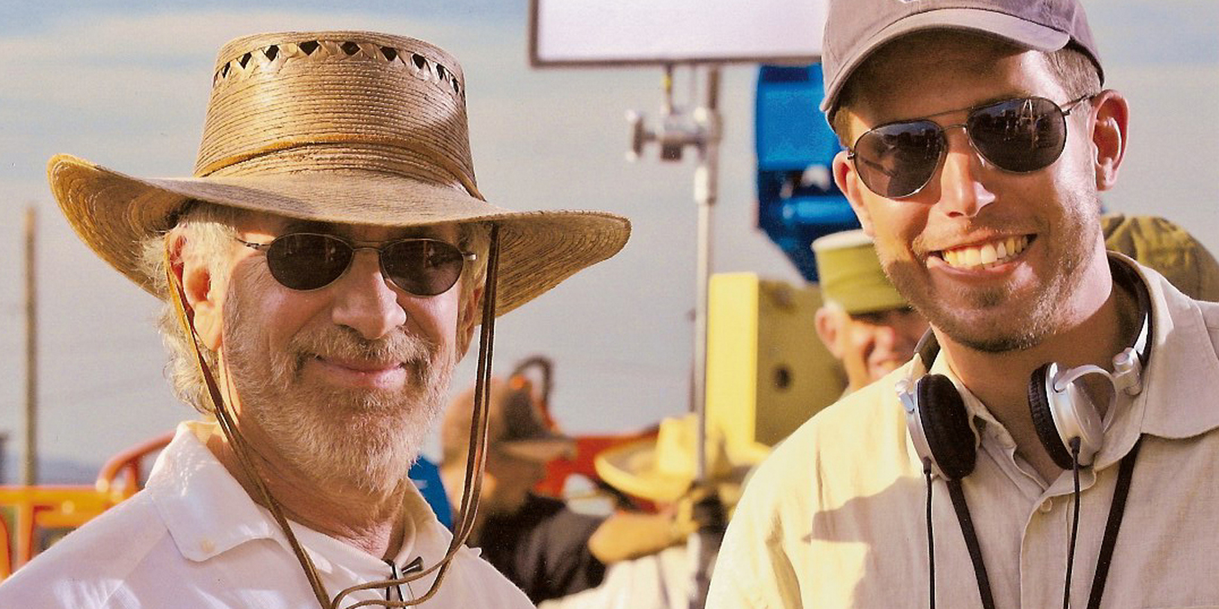 How I Went From a Movie Outsider to Collaborating with Steven Spielberg and Frank  Marshall