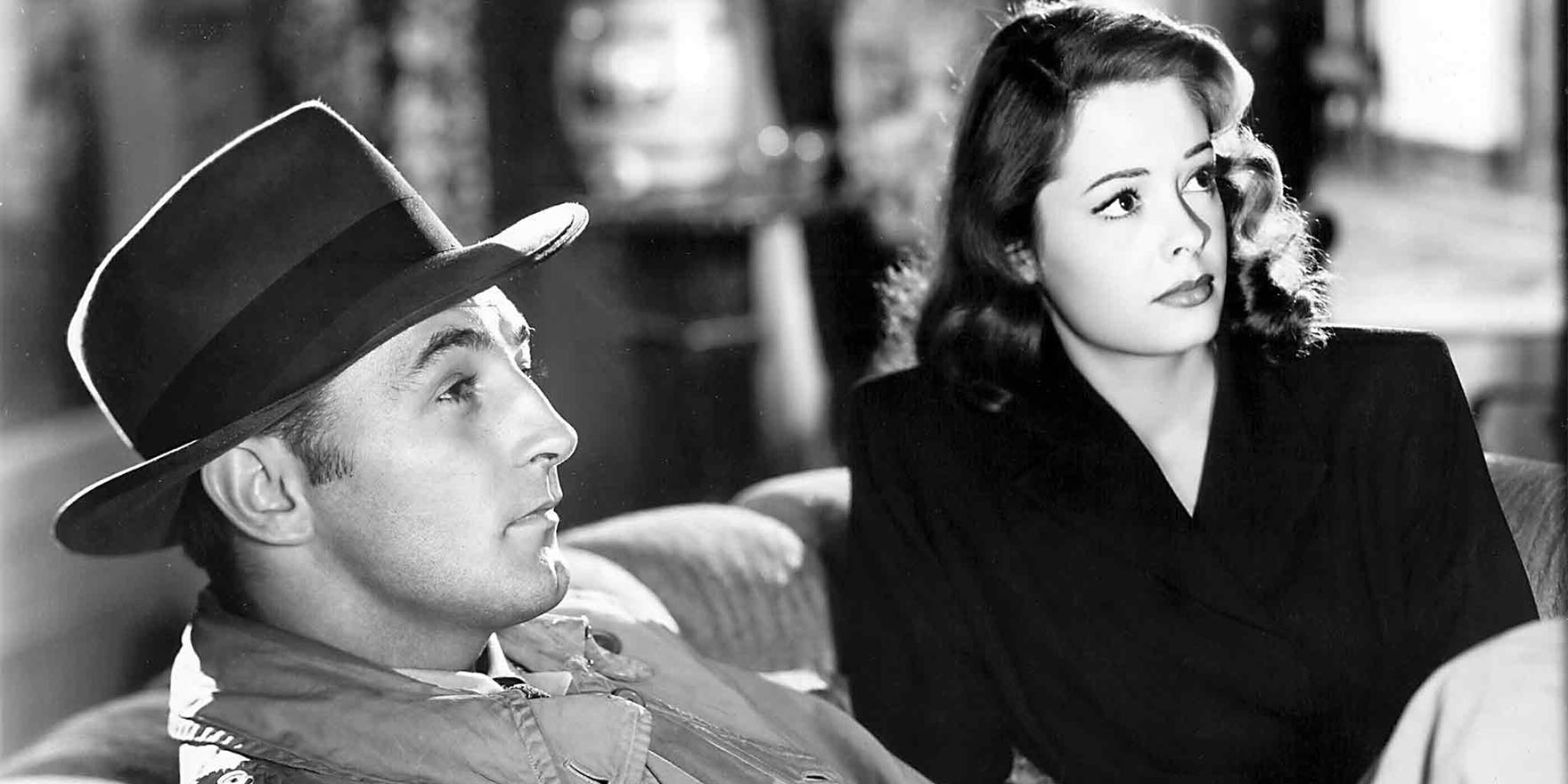 Out of the Past ~ A Classic Film Blog: Stars & Their