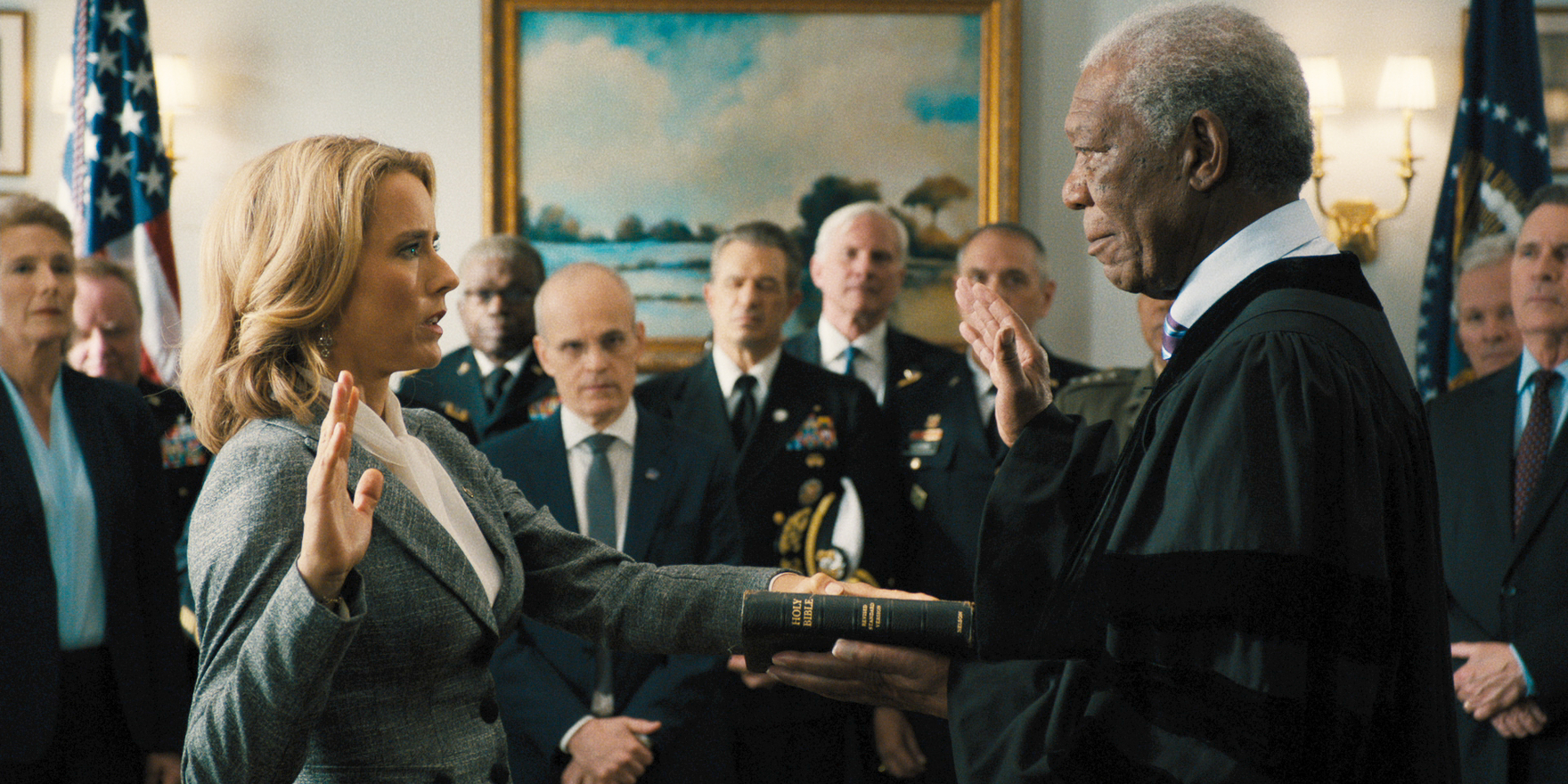 second screen  why madam secretary is the best political