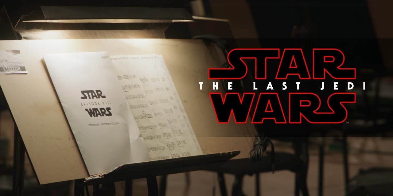 The Score-Only Version of Star Wars: The Last Jedi is a Revelation