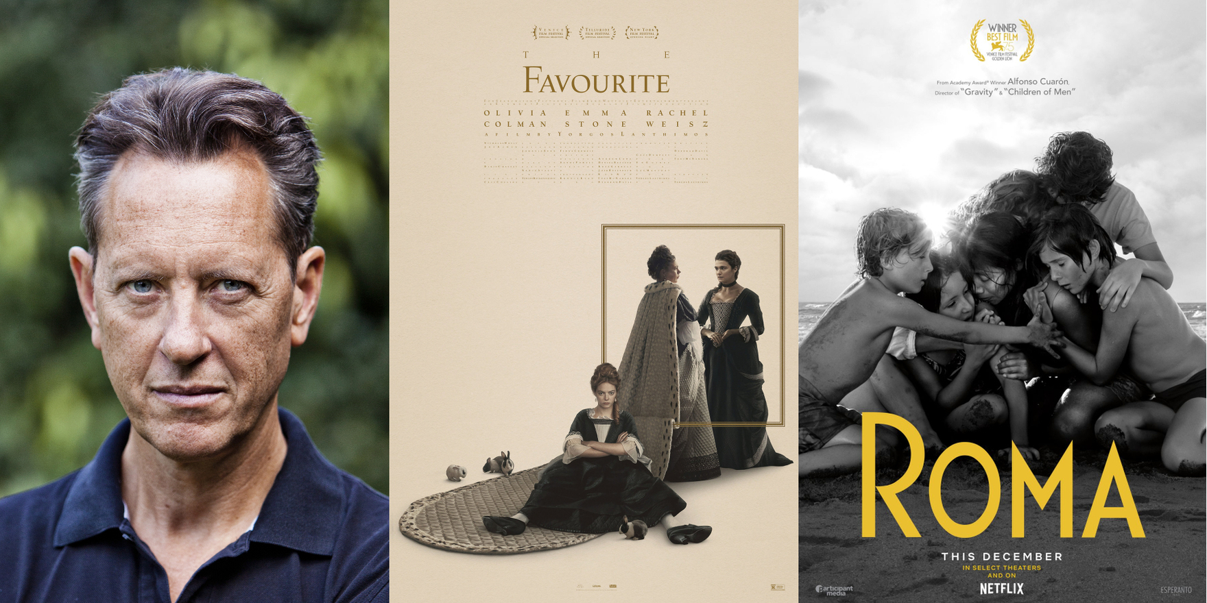Best of 2018: Richard E  Grant Talks Yorgos Lanthimos' The Favourite