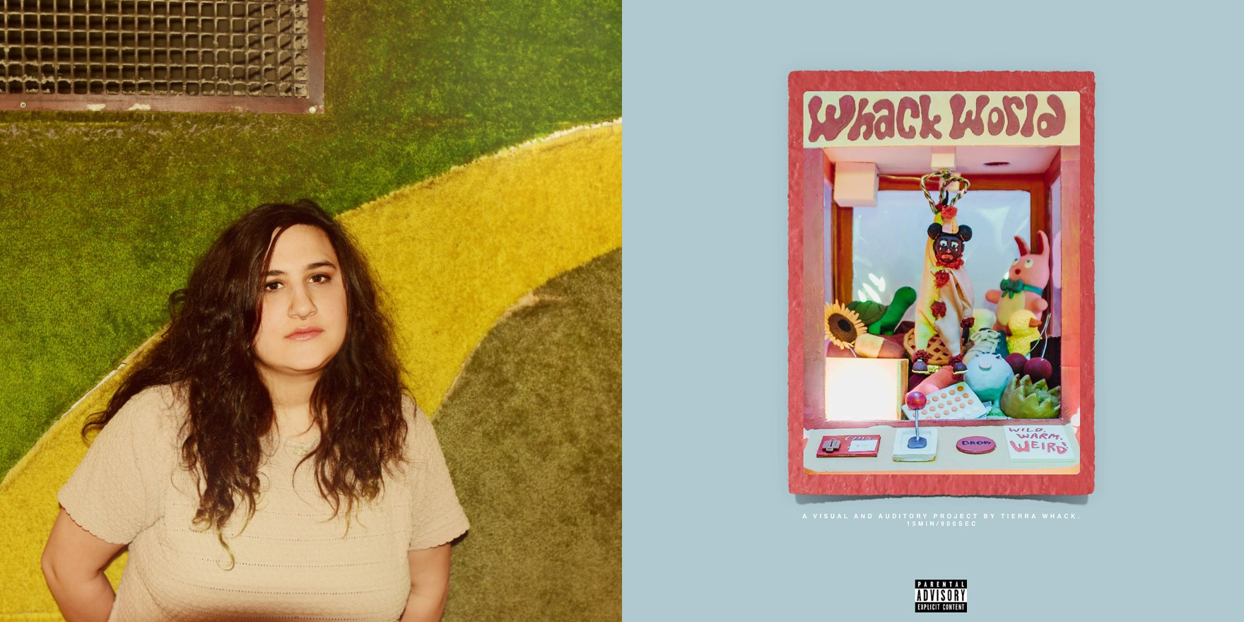 Best Of 2018 Ellen Kempner S Palehound Favorite Album Of 2018 Is Tierra Whack S Whack World