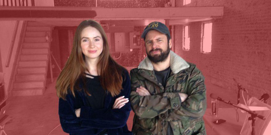 Roday Talkhouse for Karen Gillan Talks the with James Podcast