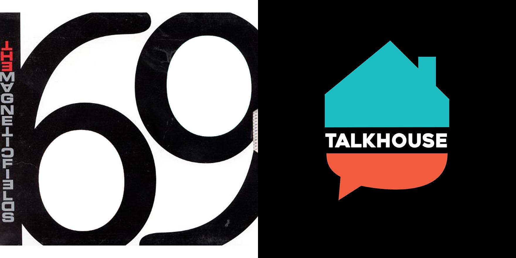 Stephin Merritt (the Magnetic Fields) Talks with Daniel Handler (Lemony Snicket) for the Talkhouse Podcast