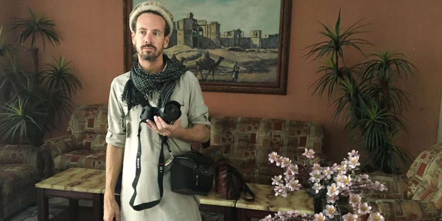 Why Shooting My Latest Film in Afghanistan was a Gift