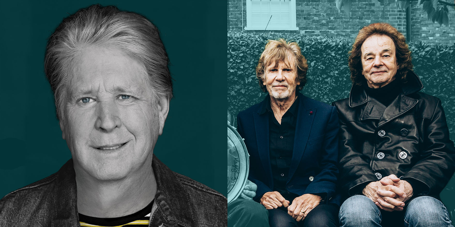 Brian Wilson Talks with The Zombies for the Talkhouse Podcast