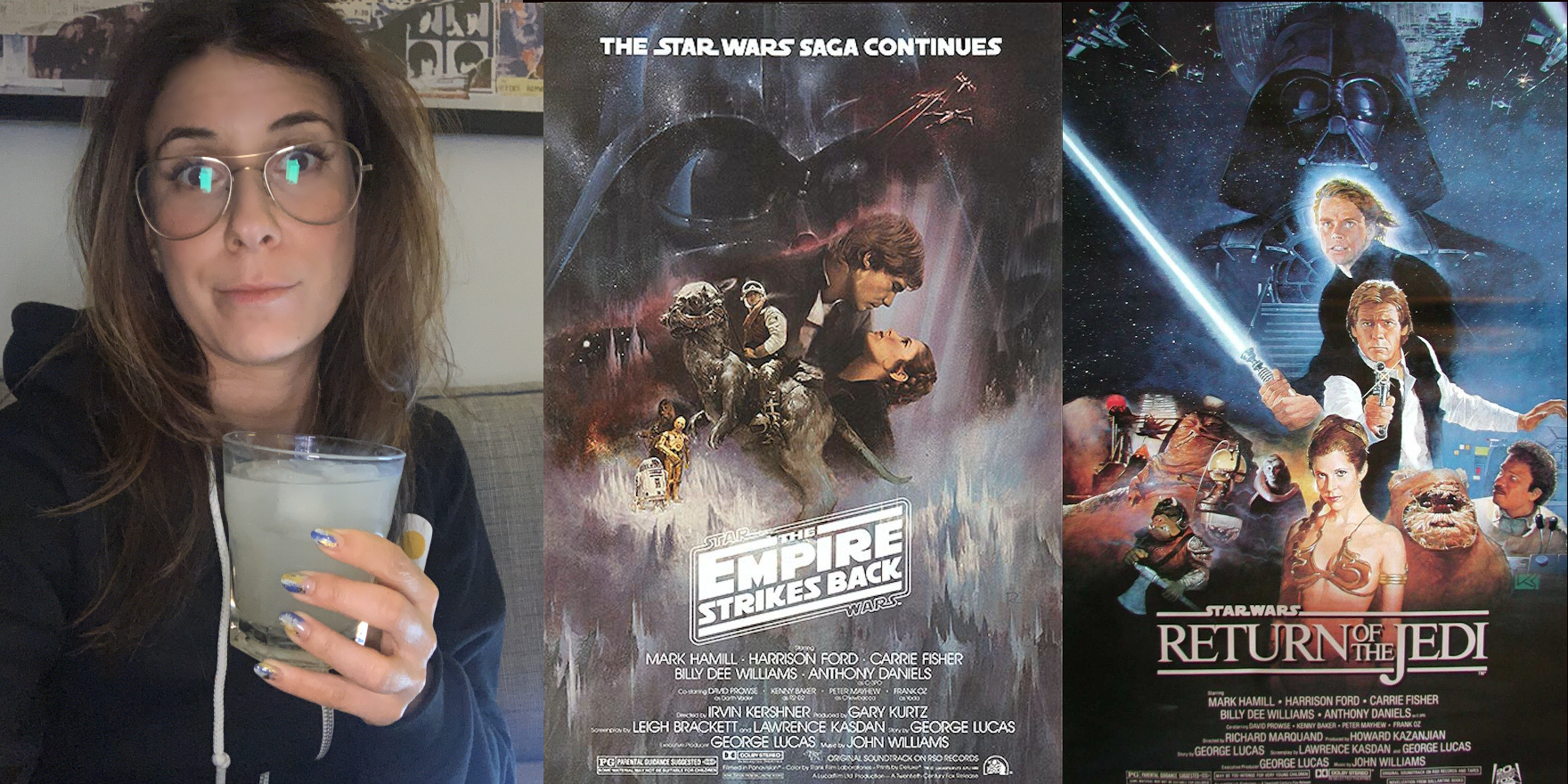 If It S The End Of The World I Guess I Ll Finally Watch The Star Wars Trilogy Part Two